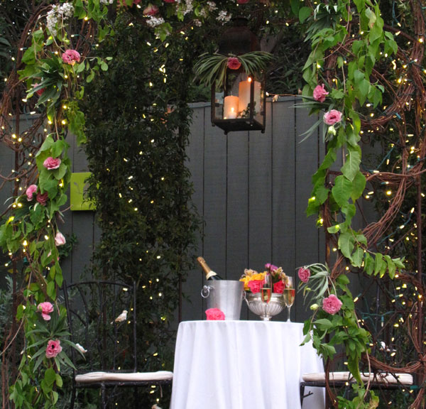 Romantic retreat  in Ojai, CA/Lavender Inn, bed and breakfast