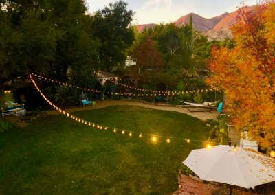 Special events palce in Ojai, CA/Lavender Inn, bed and breakfast""