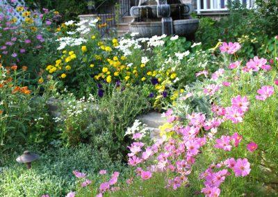 Flowers Ojai, CA/Lavender Inn, bed and breakfast