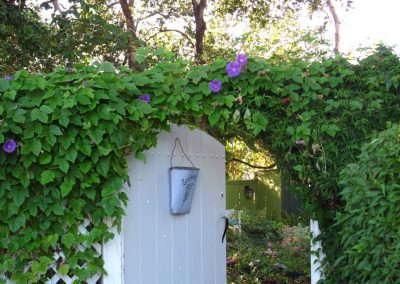 Gate in Ojai, CA/Lavender Inn, bed and breakfast""