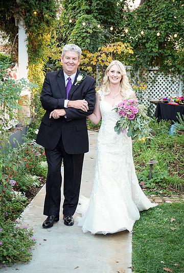Weddings at Ojai, CA/Lavender Inn, bed and breakfast