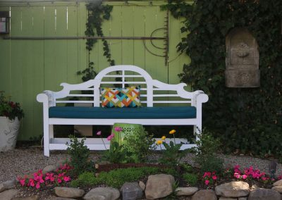 "Rake area in Ojai, CA/Lavender Inn, bed and breakfast"""
